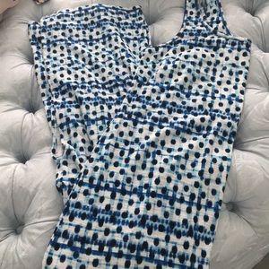 Tommy Bahama maxi dress size small